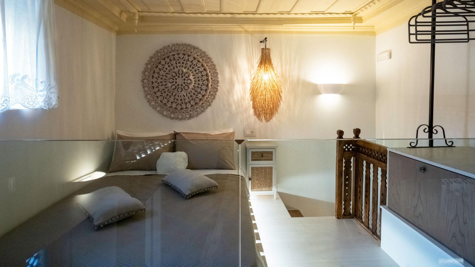 Loft bedroom No 1