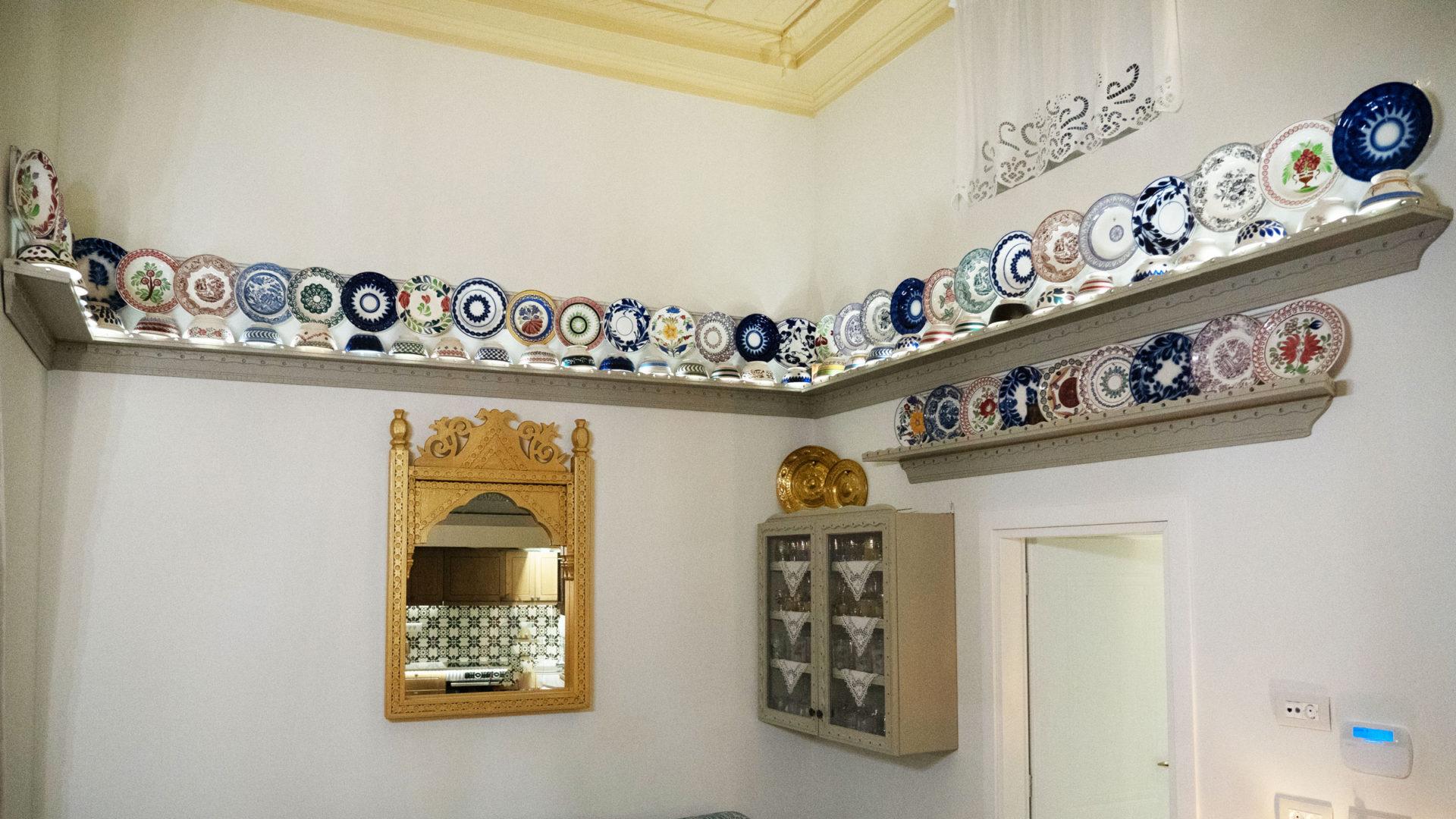 Traditional decoration details